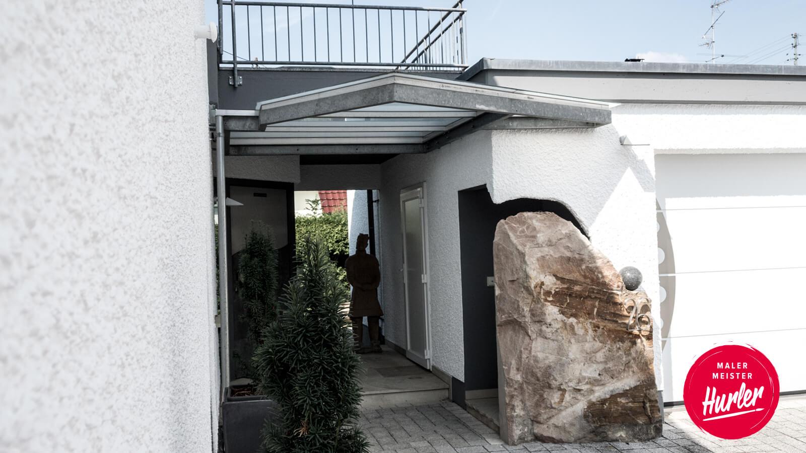 Fassade Leinheim